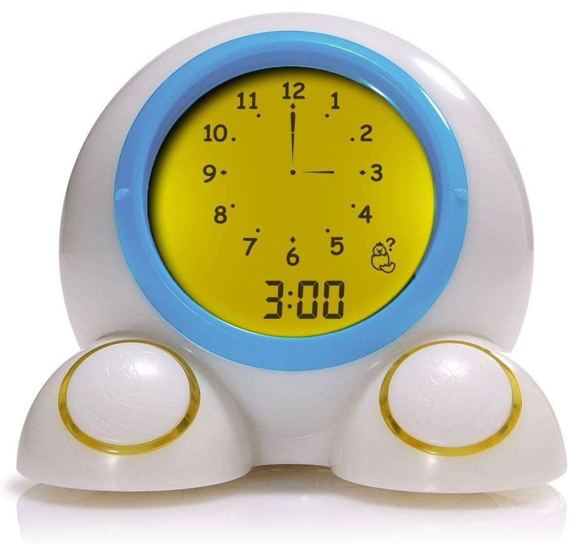 Best Clocks To Help Kids Learn To Tell Time | Semiwoven