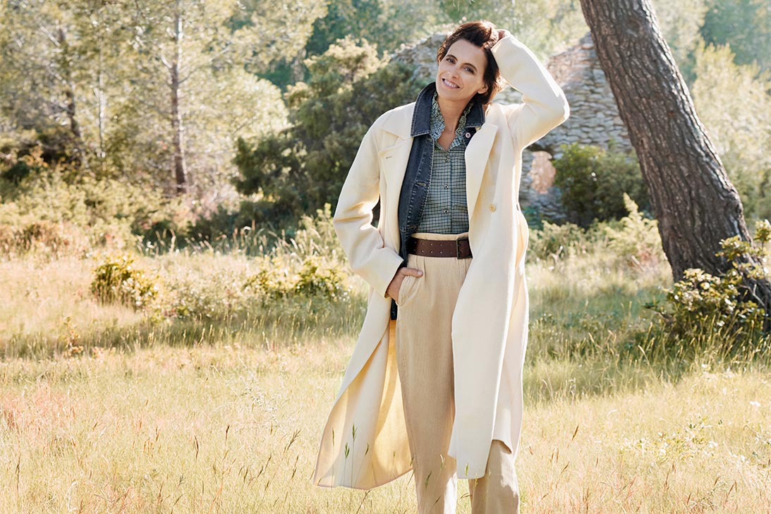 All the Parisian-Chic Styles We're Coveting From the FW20 Inès de La Fressange x Uniqlo Collab